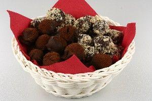 Belgiske Chokoladetrøfler 4
