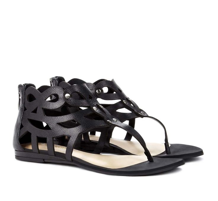 KINSLEY cut out sandal