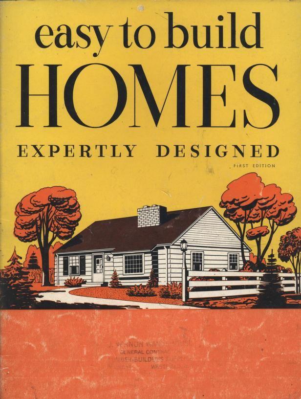 Home plan books online