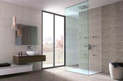Cinereal Grey Concrete Effect 60x30 Tiles