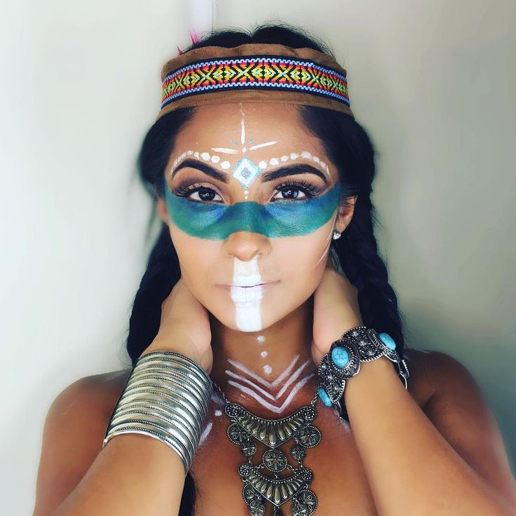 25 best ideas about native american makeup on pinterest