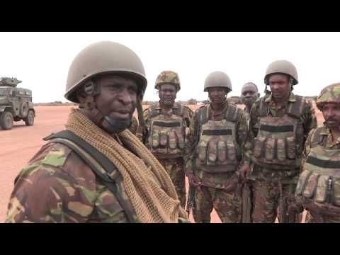 AMISOM Frontline: Kismayo - The AMISOM Frontline series tells the story of African Union troops as they undertake a stabilization mission in Somalia. These films depict the range of challenges faced by the AMISOM soldiers on a daily basis, and covey the message that this mission is a much more diverse undertaking than many understand it to be.