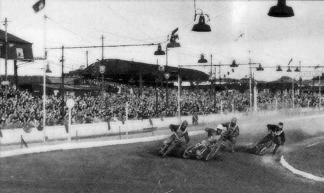 1960 Knowle Speedway Stadium, Bristol | by brizzle born and bred
