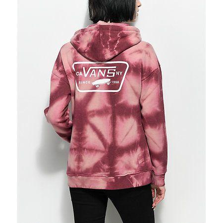Vans X Peanuts Dance Party Pink Hoodie | Zumiez