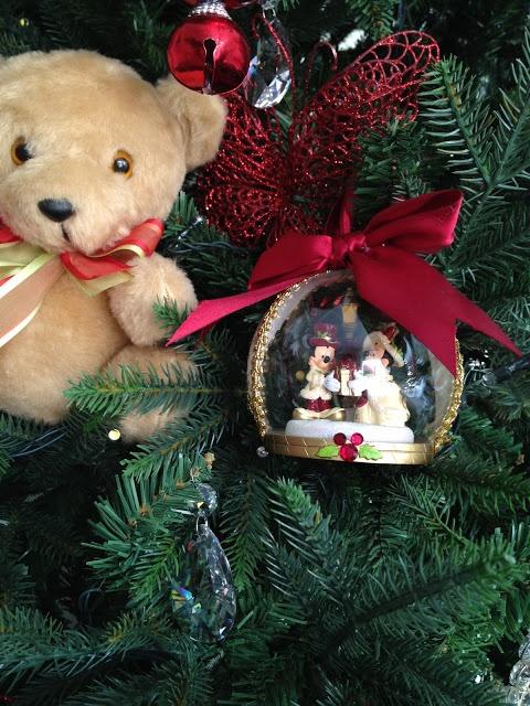 O Móvel: decor natalino cheio de fantasia [casa de verdade]