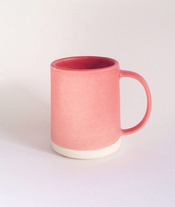 Le Mug danois (rose)