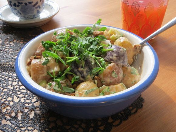 The Potato Salad You Never Knew You Needed