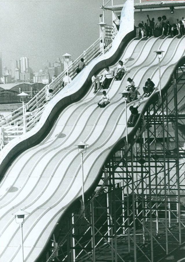 Parque de diversões  funcionou por 39 anos e chegou a receber cerca de 60 milhões de visitantes