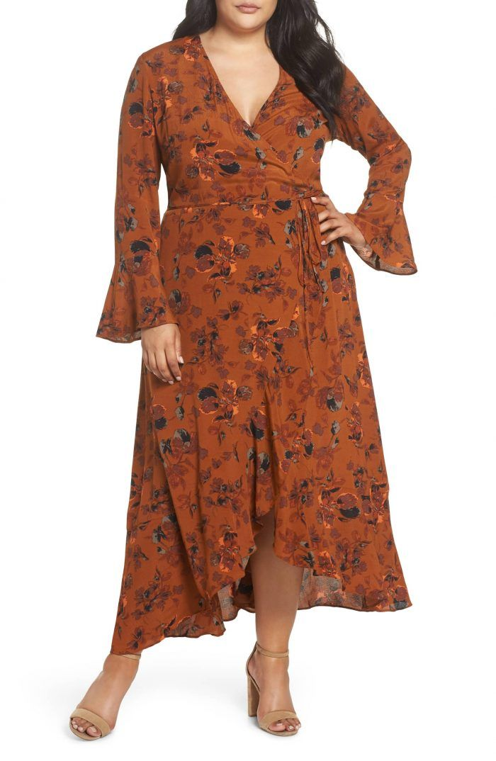 50 Stylish Fall Wedding Guest Dresses For 2018 Fall Wedding Guest Dress Guest Attire Wedding Attire Guest