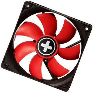 Xilence Red Wing 80x80 1500rpm (this will be the rear fan)