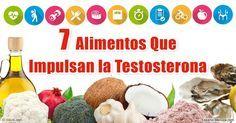La testosterona es importante para la salud de los hombres y mujeres. Estos son 7 alimentos que aumentan naturalmente sus niveles de testosterona. http://ejercicios.mercola.com/sitios/ejercicios/archivo/2016/04/15/7-alimentos-para-aumentar-la-testosterona.aspx