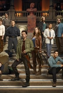 Revolution  series coming in 2012 on NBC...I'm betting will be the best new show on tv!  (I'm reading the series).