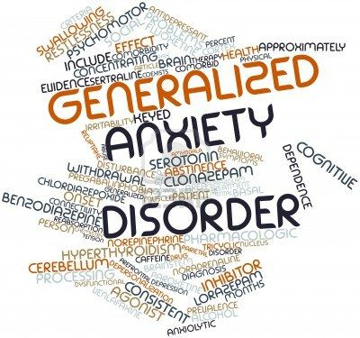 Generalized Anxiety Disorder Except there is nothing general about it, it's more like everyday...