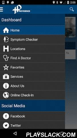 Providence Health System DC  Android App - playslack.com ,  Looking for a doctor or quick directions for an appointment? The Providence mobile application can help you manage your healthcare with the swipe of your finger. This mobile application provides instant access to a list of Providence doctors, healthcare services and locations. You can easily access the information of your frequented locations and doctors in one swipe - the Favorites option allows you to store their information for…