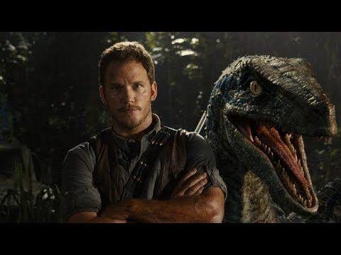 Jurassic World 2015- Jurassic World 2 - Full Final Fight