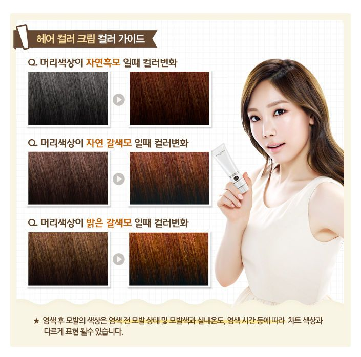 Buy Nature Republic Hair & Nature Hair Color Cream (#8O Sweet Orange): Hairdye 60g + Oxidizing Agent 60g + Hair Treatment 9g at YesStyle.com! Quality products at remarkable prices. FREE Worldwide Shipping available!