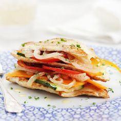 Lasagne met kip en groenten #TelVrij #WeightWatchers #WWrecept