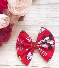 SHOP  SMALL glitter glitter bow braid hair clip girl toddler bow bows headband h…   – Kids Fashion