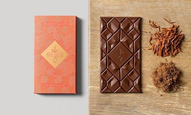 Fondée en 2013 par Bo San Cheung et Thomas Delcour, Beau Cacao est une société de chocolats basée à Londres qui apporte une touche fraiche et intéressante