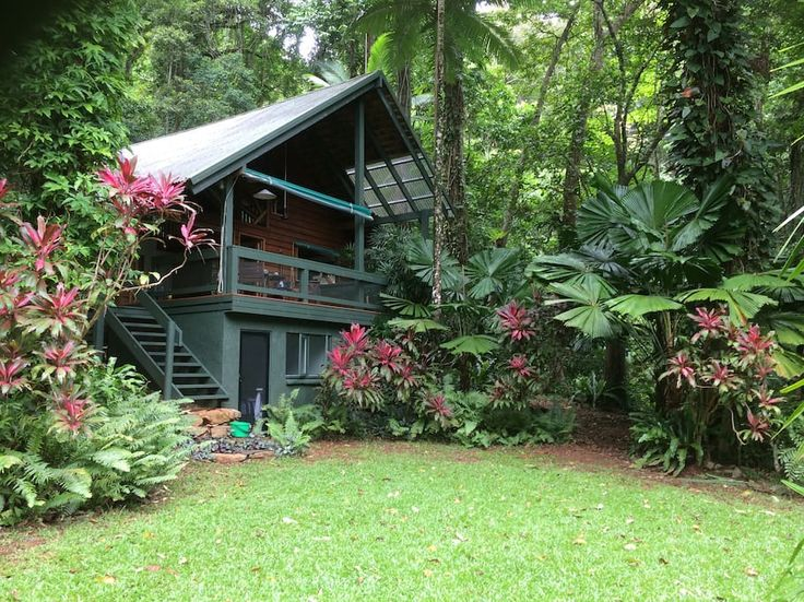 Entire home/apt in Cow Bay, AU. Private and comfortable! Nestled under the canopy on the edge of the rainforest, Ebenezer is a tranquil beauty spot. The charm of a fresh water stream is a stones throw from the Cottage. During the wet season this gently bubbling brook becomes a ...