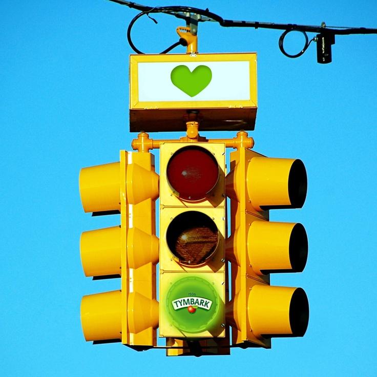 Zielone, jedziemy!