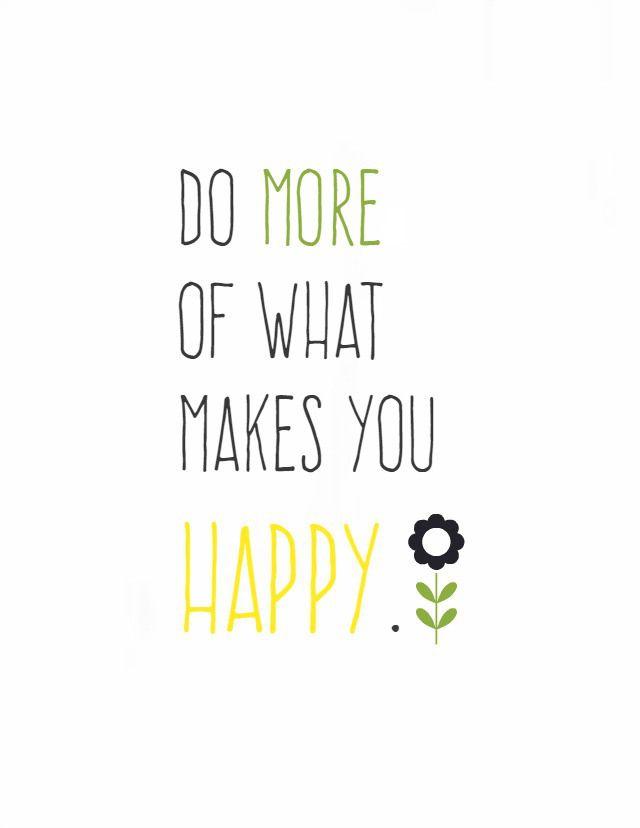 Happy Printable. | Bio quotes, Bio quotes short, Life quotes