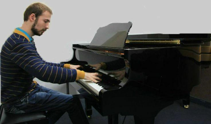 Jerusalem Academy of Music and Dance http://www.andrei-tiba.com/