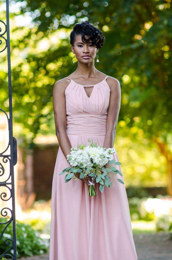 Wedding Ideas - Pastel Pink and Ivory Styled Shoot - Munaluchi Bridal Magazine
