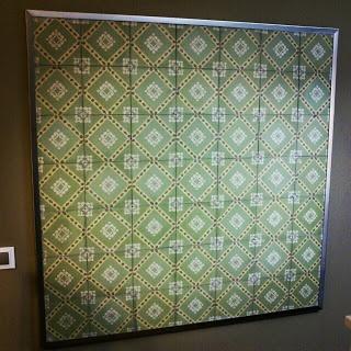 Ceramic Tiles Mosaic #quotidiart