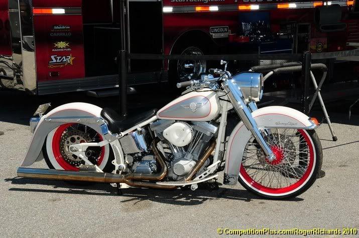 1994 heritage nostalgia,worlds lowest heritage!!! - Harley Davidson Forums