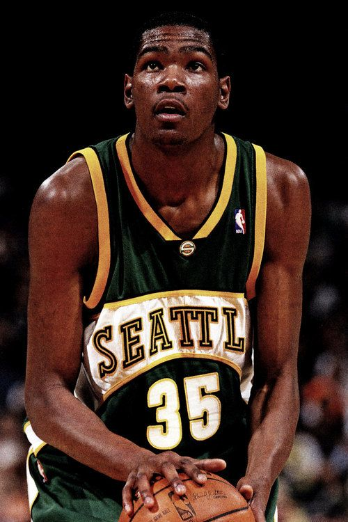 Steal their basketball team...oh wait? - Kevin Durant with the Sonics (rookie season prior to franchise move to Oklahoma City)