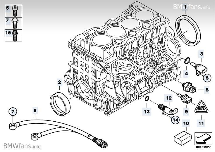 Bmw e46 316i engine diagram #4
