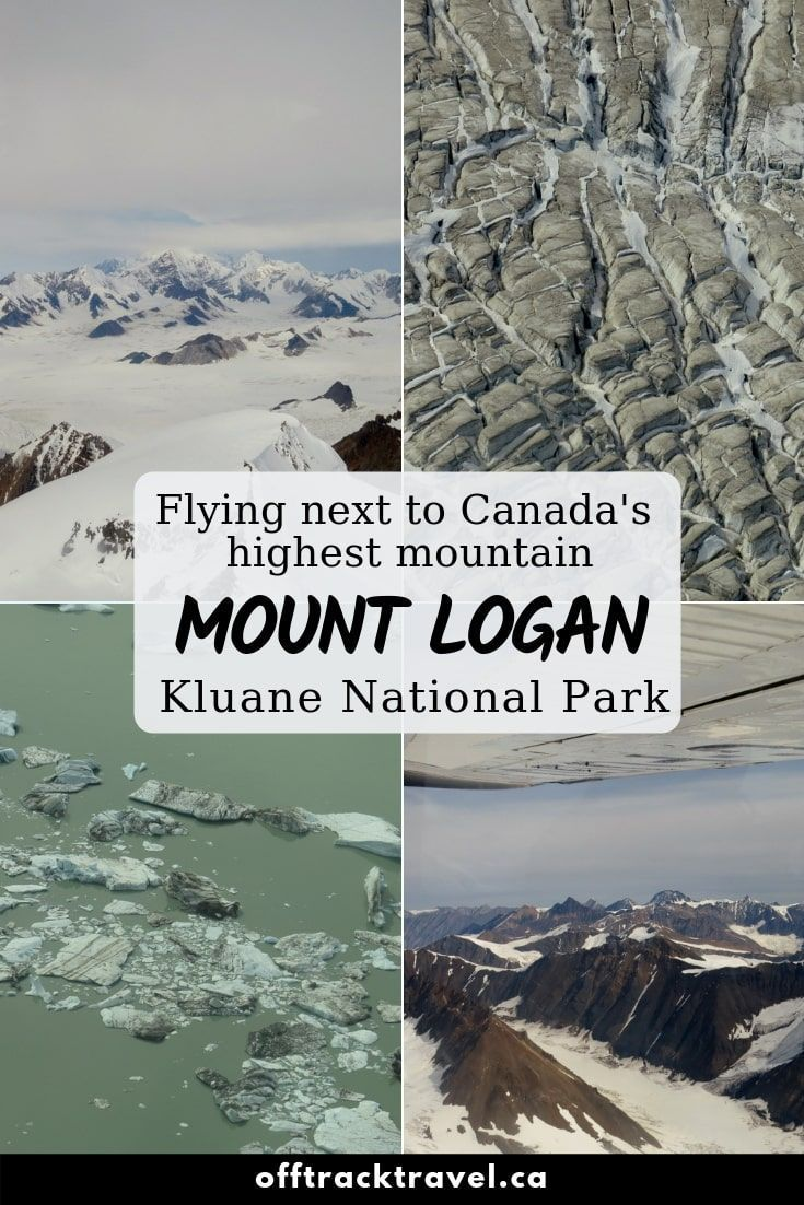 Flying Next To The Tallest Mountain In Canada Kluane National Park Yukon Kluane National Park National Parks Trip National Parks