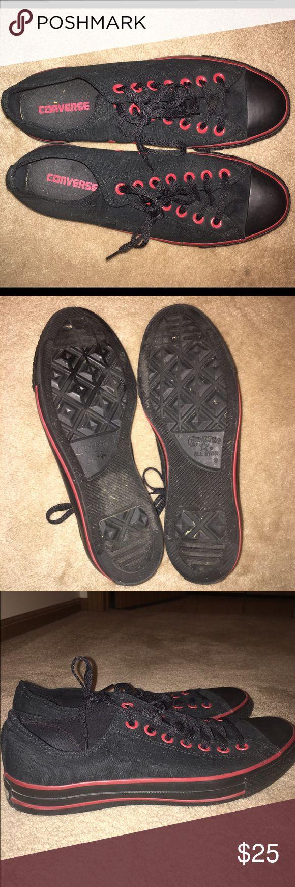 🔴 Men's Converse, size 9. 🔴 Men's Converse, size 9. Like new condition! Converse Shoes