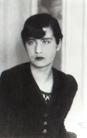 LUCIA JOYCE  (1907-1982) was a professional dancer & the daughter of Irish writer James Joyce & Nora Barnacle. Once treated by Swiss psychoanalyst Carl Jung, Joyce was diagnosed as schizophrenic in the mid 1930s and institutionalized at the Burghölzli psychiatric clinic in Zurich. In 1951 Joyce was transferred to St Andrew's Healthcare in Northampton, where she remained until her death in 1982. Her mother, Nora, never visited her.