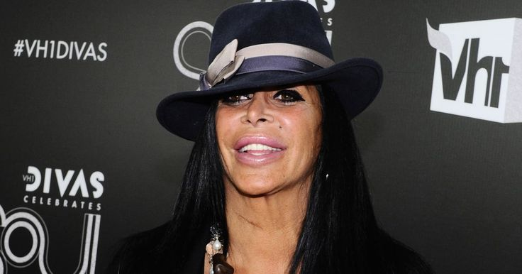'Mob Wives' star Angela 'Big Ang' Raiola dies at 55 #Entertainment_ #iNewsPhoto