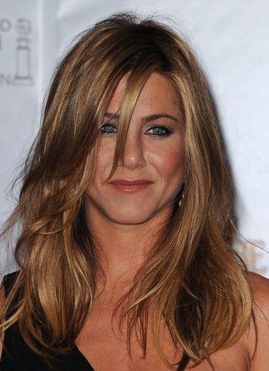 long layers - jennifer aniston hair color | Jennifer Aniston Hairstyles | Jennifer Aniston Hair Color | Jennifer ...