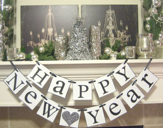 17 best ideas about happy new year on pinterest new year for Home decorations for new year