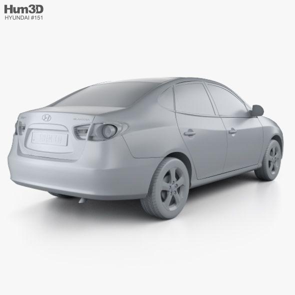 Hyundai Elantra Hd 2007 Hyundai Elantra Hyundai Elantra