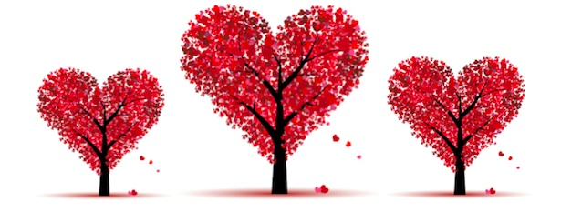 Zakochani są wśród nas – perfumy na Walentynki 2012. Część 1: kobiety