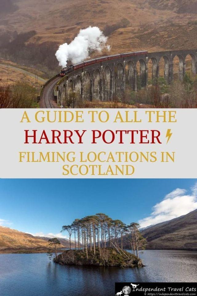 Eine Detaillierte Anleitung Zu Den Drehorten Von Harry Potter In Schottland Anleitung Detaillierte Drehor Schottland Schottland Rundreise Schottland Reisen