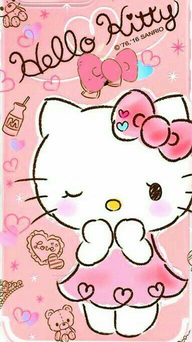 32 best Hello Kitty + Saniro images on Pinterest | Hello kitty ...