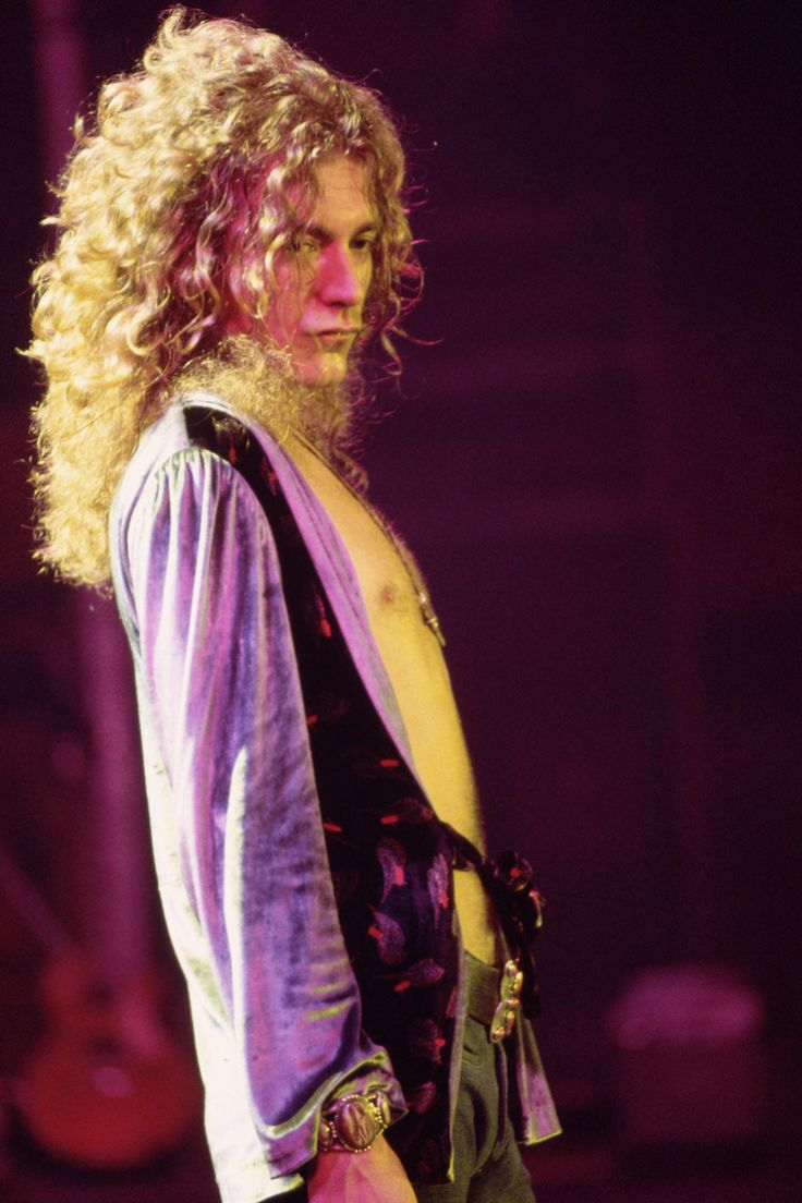 """Robert Plant "" © Neal Preston"