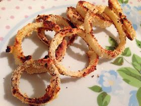 A Slice of My Life: Recipe : Slimming World Syn Free Onion Rings & Fishcakes