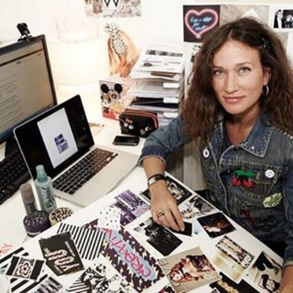 Having grown up through Ibiza, Devon, Sicily and working on raves in Naples, she first found herself drawn into fashion after she got a job at a vintage shop in the UK in 1995. Now, she is the Founder and Director of Fashion East & MAN, Lulu & Co clothing line and Editor-at-large of Conde Nast's biannual Love magazine, consulting from brands on the side! #WomenKrushWednesdays