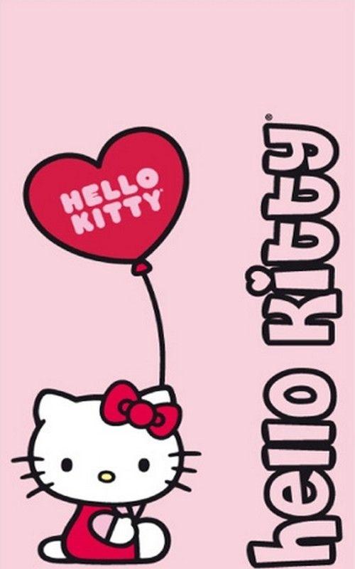 Drap de plage hello kitty hellokitty hello kitty - Drap housse 70x140 hello kitty ...
