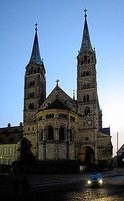 Bamberger Dom St. Peter et St. Georg
