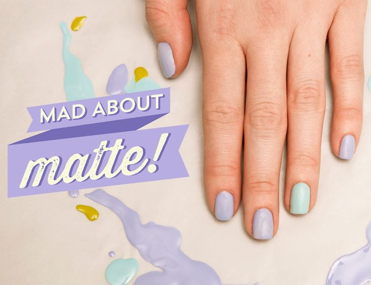 Get-noticed nails don't have to be painstakingly detailed or dramatic. This month, our Nail Klub creates a subtle, yet snazzy, effect that adds instant intrigue to your digits.