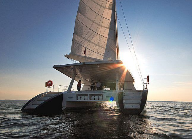 Sunreef Catamaran SOON COME | Sailing vacations | BVI Charters | Sunreef Yachts Charter