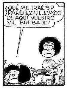 Mafalda Sopa